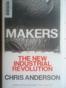 cover of Chris Anderson's Makers